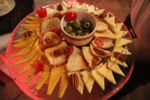 Vinos y quesos de la región