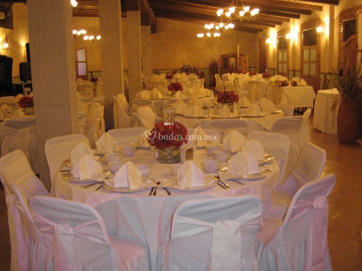 Salón Los Reyes