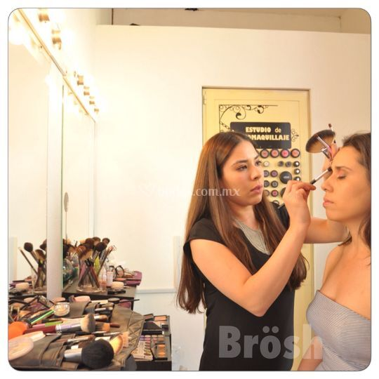 Estudio de br sh estudio de maquillaje foto 5 - Estudio de maquillaje ...