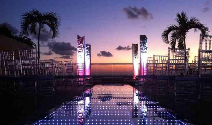 A&L Cancún Pista Iluminada