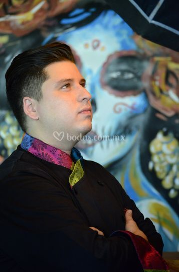 Chef Daniel Porragas