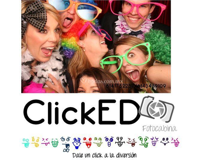 ClickED Fotocabina