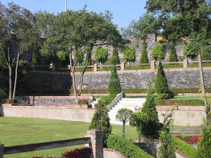 Jardín tekal