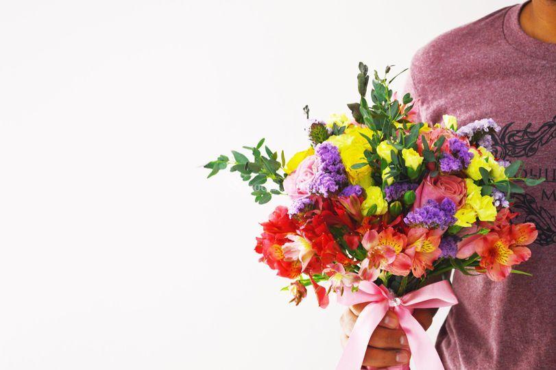 Lilium Decoración Floral