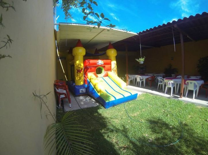 Areas infantiles