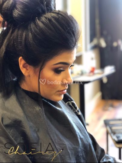 Sofia Chairez Makeup