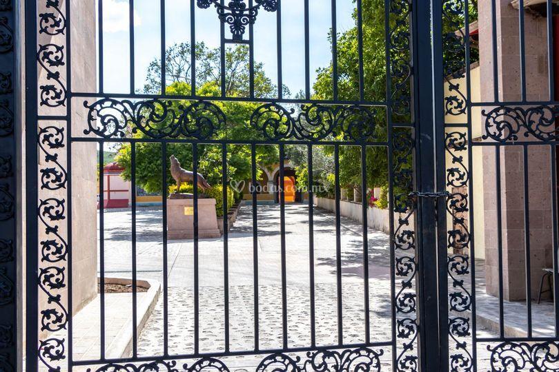 Ex-Hacienda El Lobo Querétaro