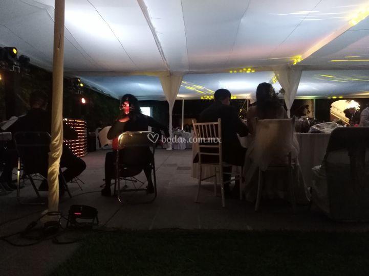 Música para bodas en Puebla
