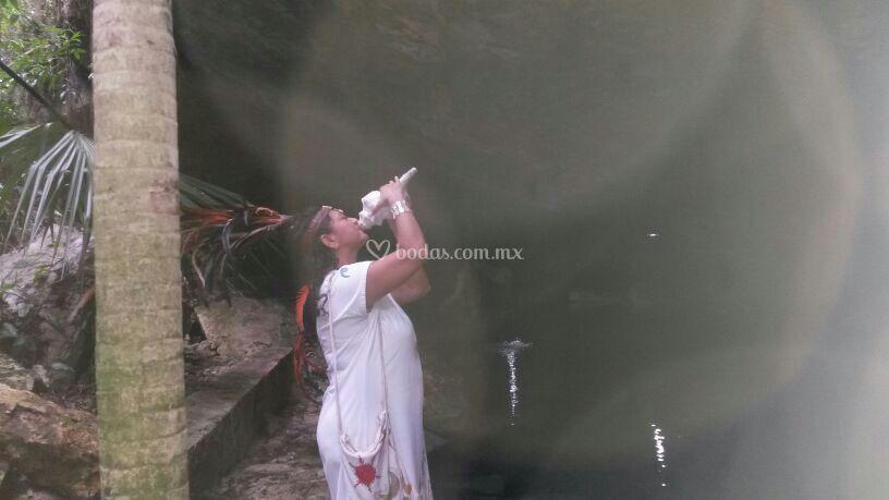 Ceremonias nupciales Mayas