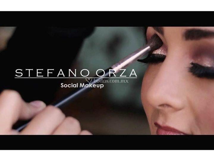 Stefano Orza Social Makeup