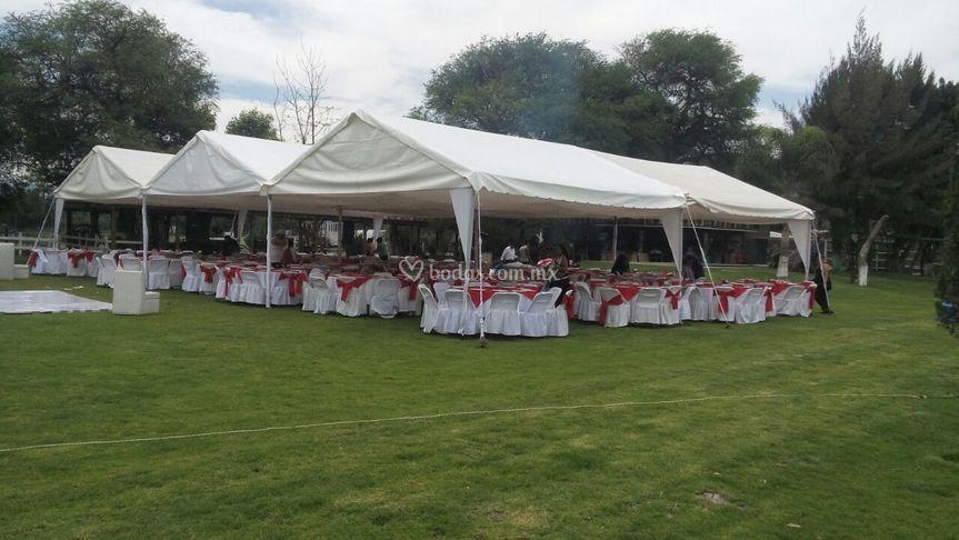 Jardines para boda