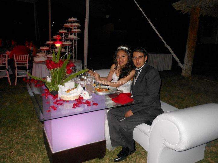 Quetzal Banquetes Alquiler