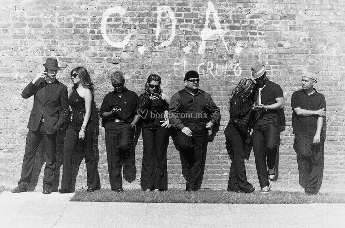 C . D . A . El grupo