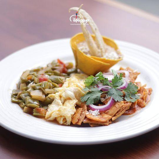 Restaurante papagayo
