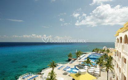 Beach Palace Cancún