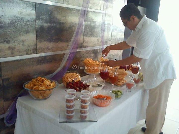 Banquetes Y Taquizas Herca