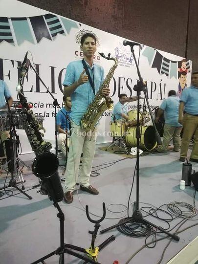 Luis - Saxo