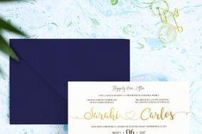 Invitations by Liliana Toca