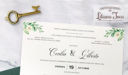 Invitations by Liliana Toca 1