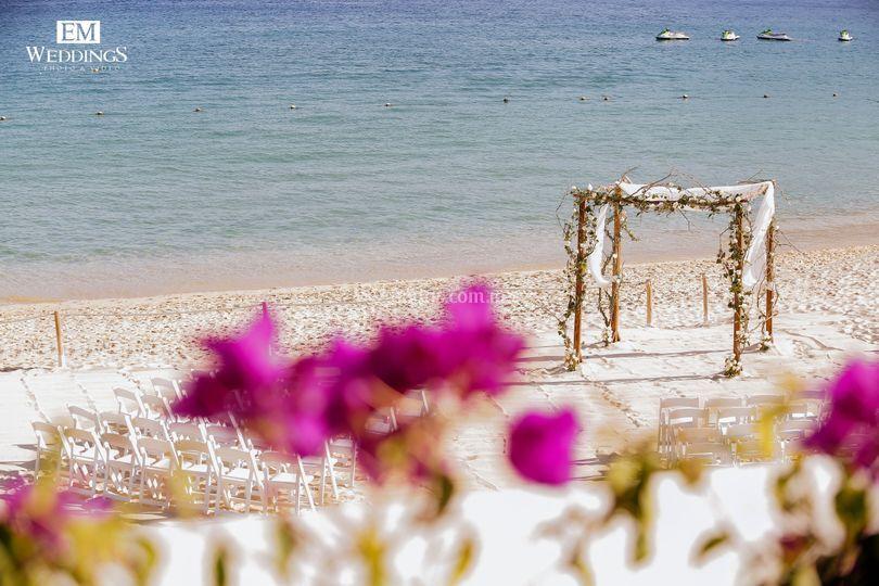 Montaje Club de Playa