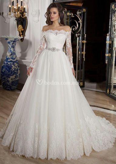 Mejores disenadores de vestidos de novia en guadalajara