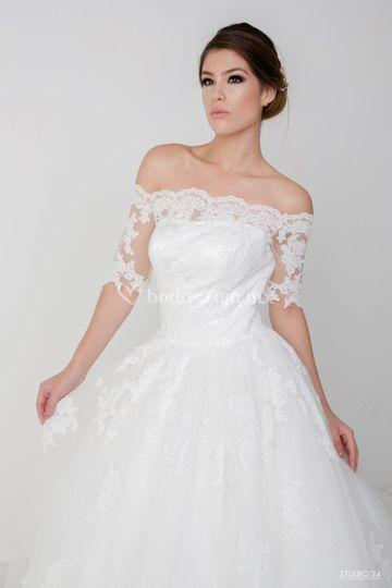 Vestidos de novia tallas extras monterrey