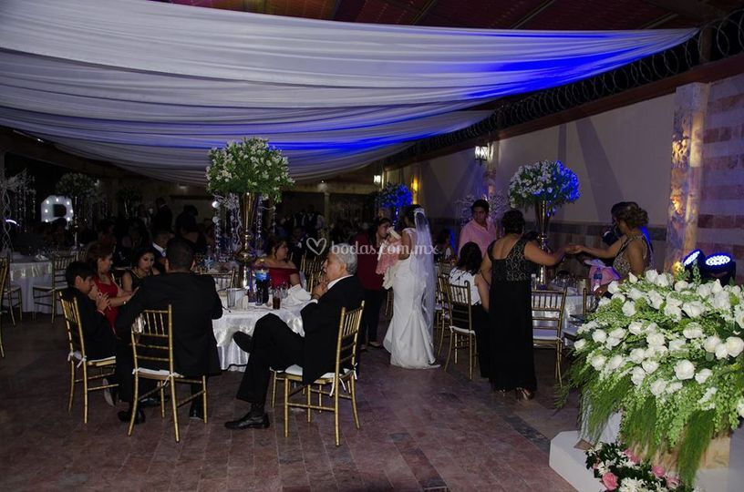 Salón para tu boda