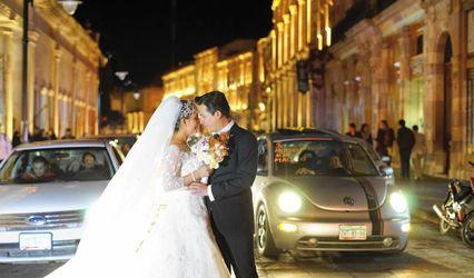 La boda de Marce y José