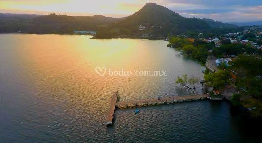 Lago de encanto