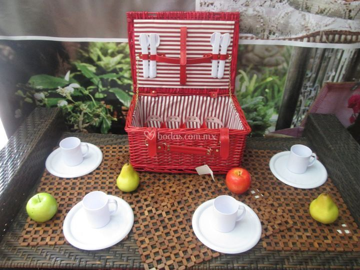 Canasta de picnic de Catalhogar