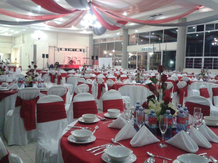 Salón Tanzanita