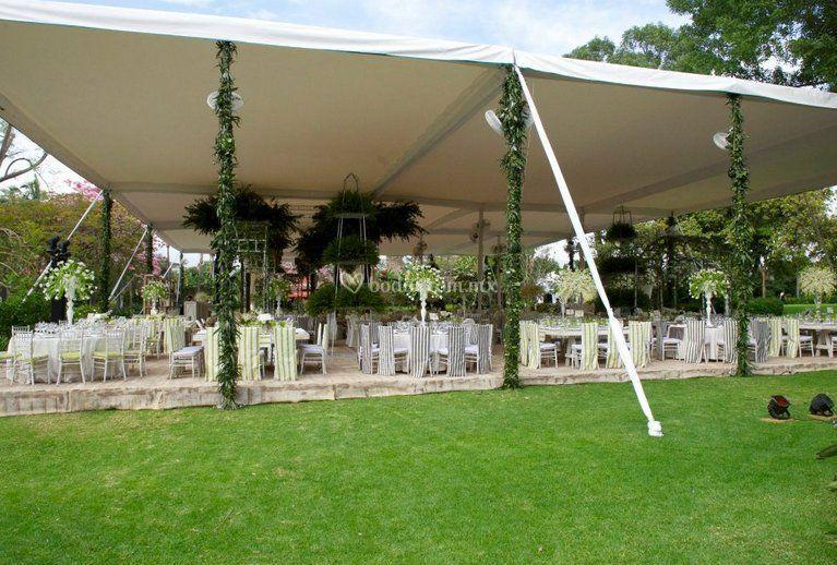 Villa serrano jard n for Jardin villa xavier jiutepec