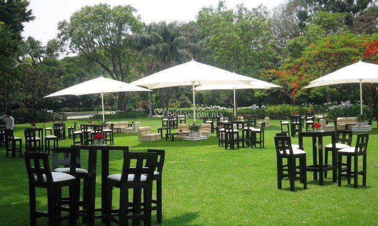 Villa serrano jard n for Jardin de serrano