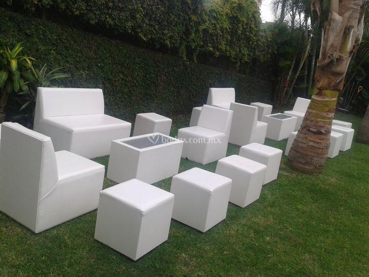 Distribución de las sillas
