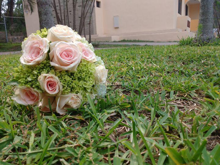 Bouquet de ofrendar