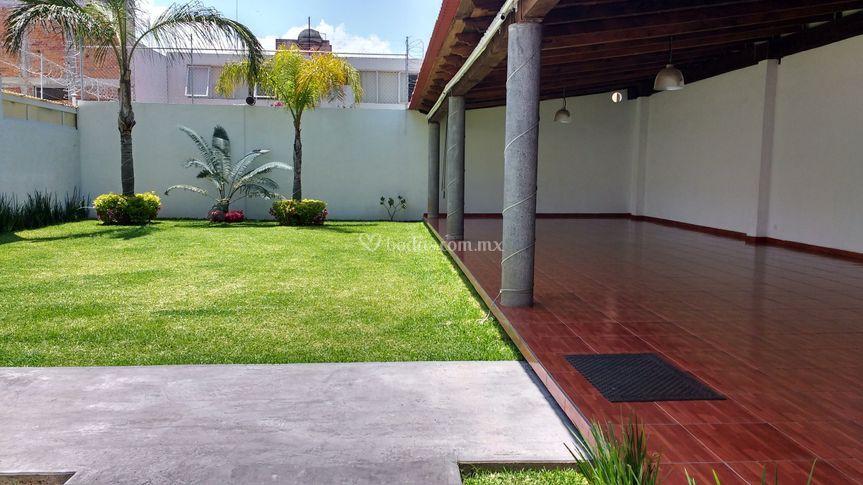 Jard n boulevard morelia de jard n boulevard foto 31 for Salon villa jardin morelia