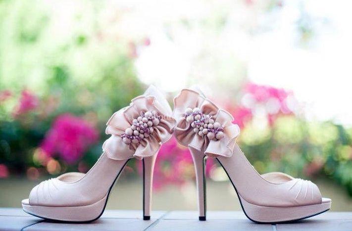 Accesorios de la novia