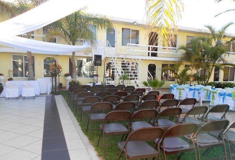 Espacios para la ceremonia
