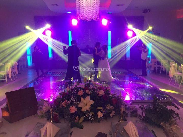 Vals boda