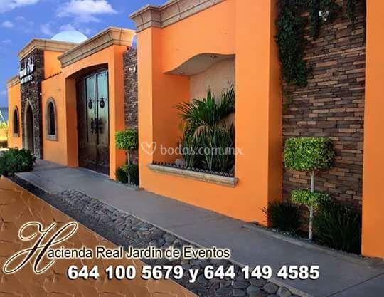 Un toque de elegancia de hacienda real jard n de eventos for Jardin quinta real cd obregon