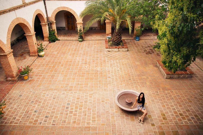 Jard n de bodas de hacienda spa aguagordita fotos for Jardin villa ale aguascalientes