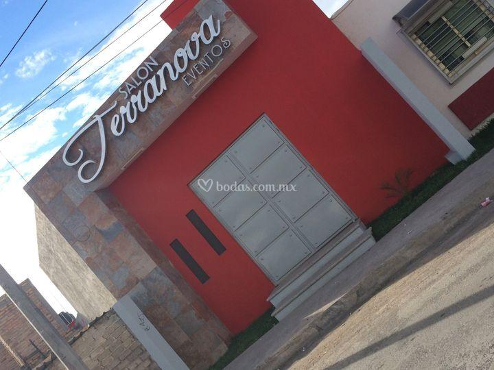 Salón de Eventos Terranova