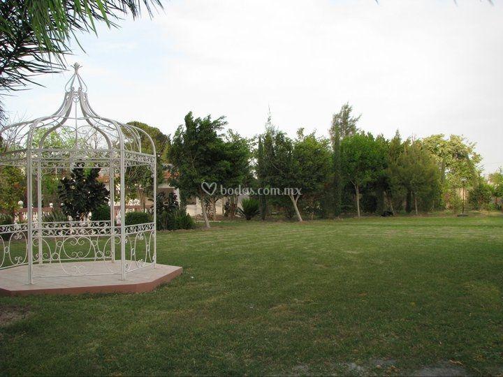 Quinta el vergel for El jardin leon