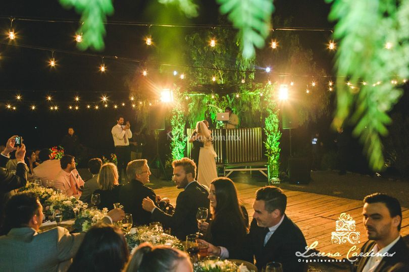 Wedding planner Lorena Cardena