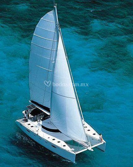 Catamarán Cancún