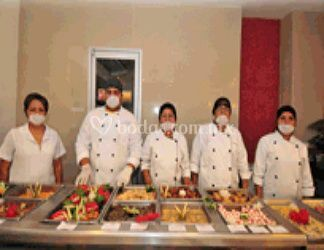 Profesionales en cocina