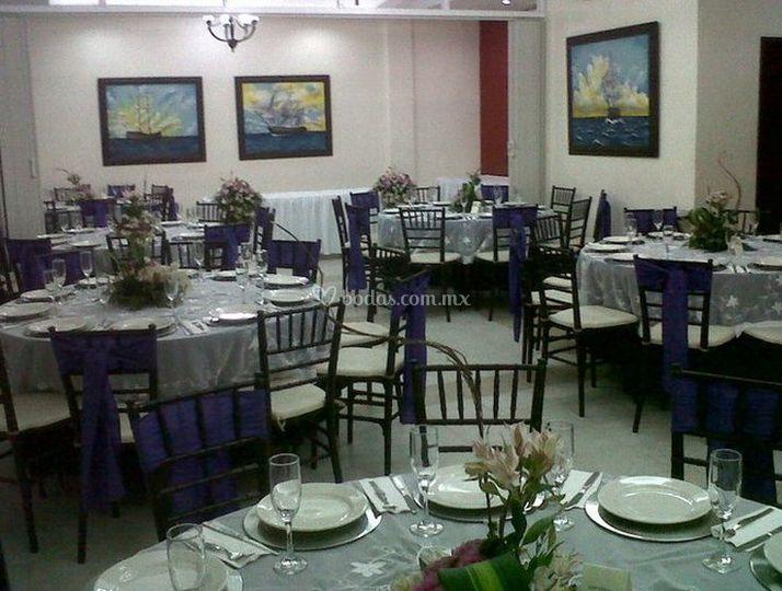 Ideal para sus banquetes