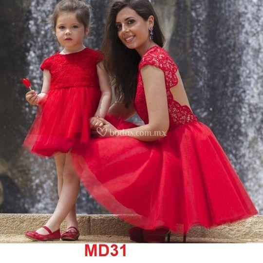 Conjuntos Madre E Hija De Nery Lopez Foto 7