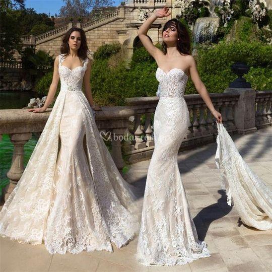Venta de vestidos de novia puebla