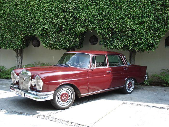 Mercedes Benz 220 Modelo 1964